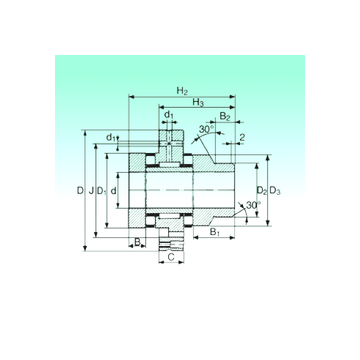 ZARF 35110 L TN NBS Complex Bearings