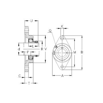 PCJTY25-N NKE Bearing Units