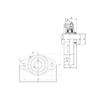 UCFLX06 ISO Bearing Units