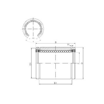 LM06OP CX Linear Bearings
