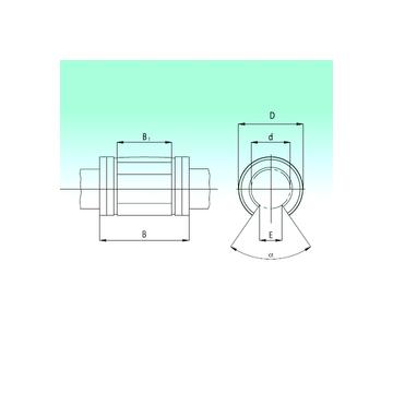 KNO2558-PP NBS Linear Bearings