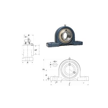 UCP214 FYH Bearing Units