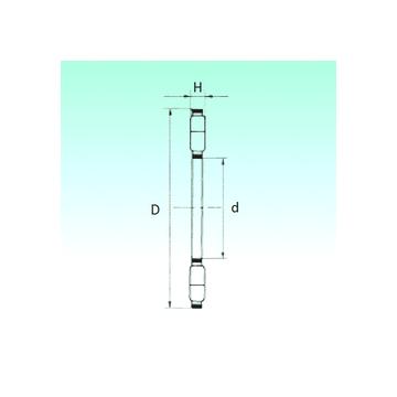 K89426-M NBS Thrust Roller Bearings