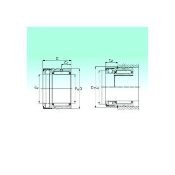 NX 10 Z NBS Complex Bearings