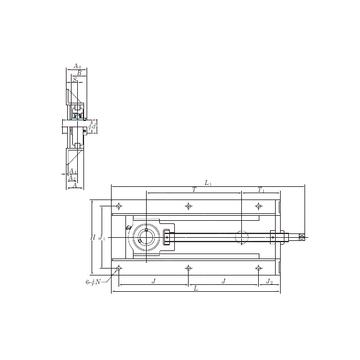 UCTH205-150 KOYO Bearing Units