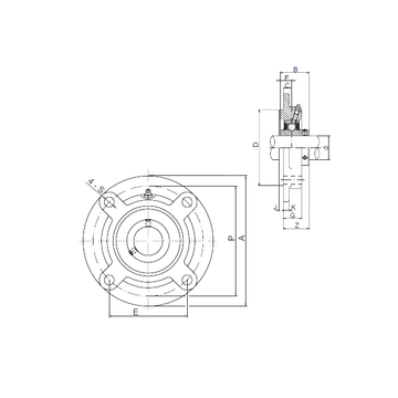 UCFC214 CX Bearing Units