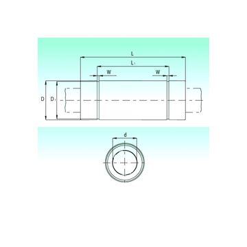 KBL40154 NBS Linear Bearings
