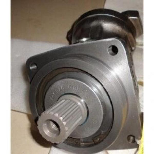 10MCY14-1B high pressure hydraulic axial piston PumpR909611255 A7VO80LRH1/61R-PZB01-S Rexroth Axial Piston Pump #3 image