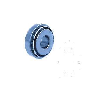 598/592A Fersa Tapered Roller Bearings #1 image
