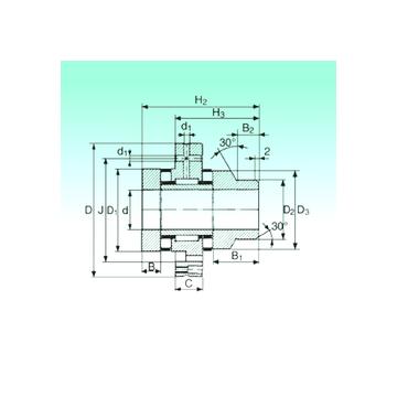 ZARF 35110 L TN NBS Complex Bearings #1 image