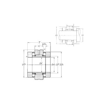 ARN50110 NTN Complex Bearings #1 image