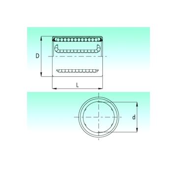 KH2030-PP NBS Linear Bearings #1 image