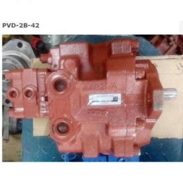 PVD-3B-56L 3D-5-221 OA Nachi PVD Series Flow Variable Piston Pump #3 image