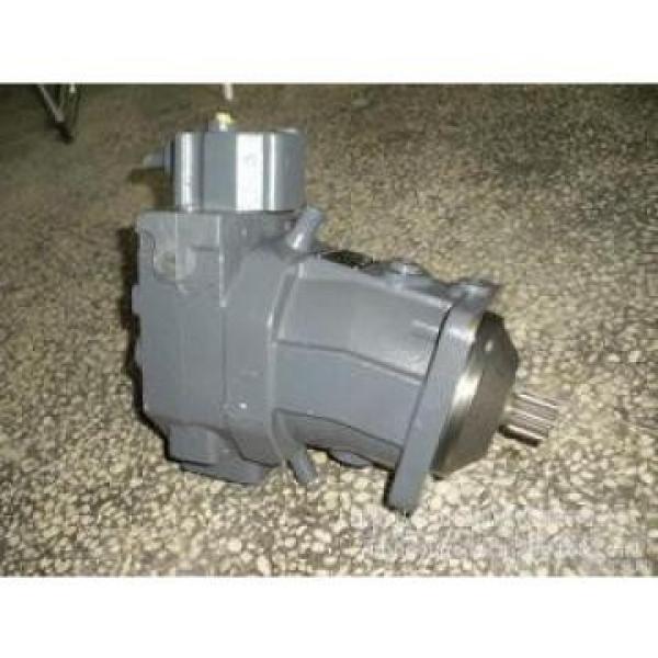 10MCY14-1B high pressure hydraulic axial piston PumpR909441351 A7VO80LRH1/61R-PZB01-S Rexroth A7VO Series Axial Piston Pump #1 image